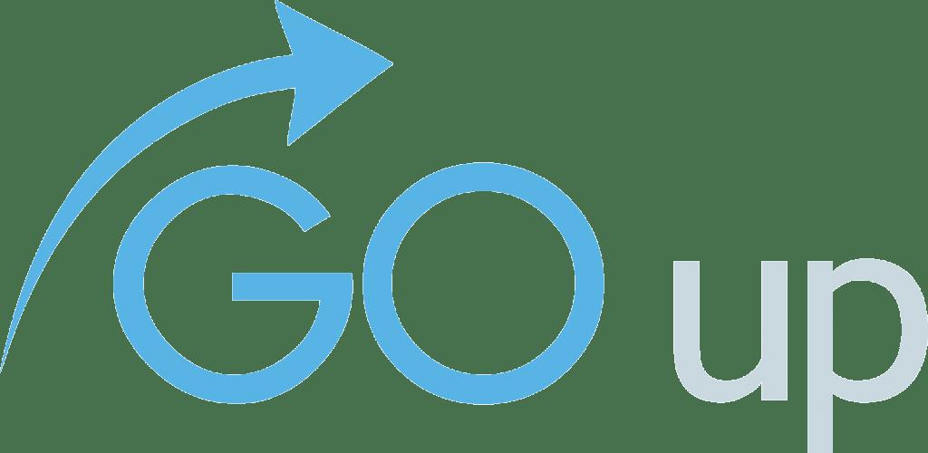 Go Up logo, desarrollo personal y empresarial