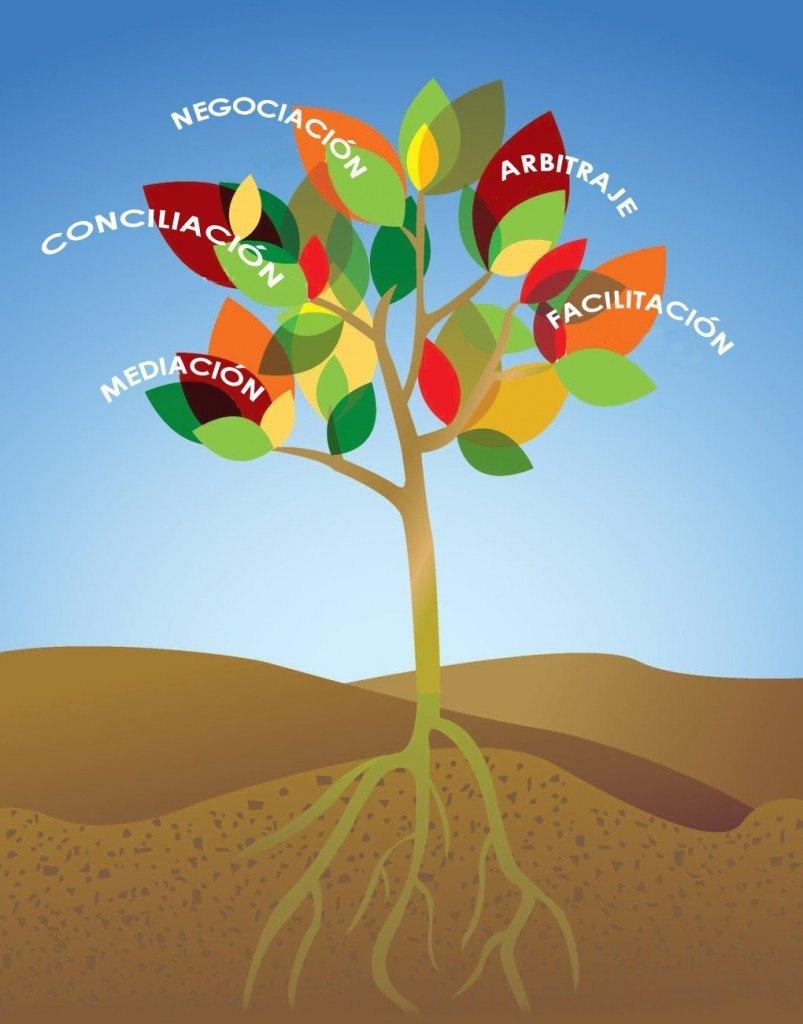 mediación y di solución conflictos